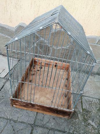 Большая клетка для птиц или других животных