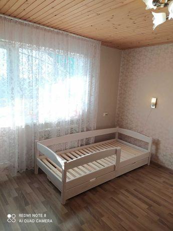 """Ліжко дитяче (підліткове) дерев'яне """"Демі плюс"""""""