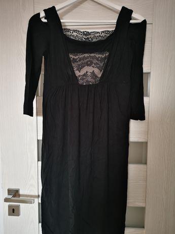 Piękna sukienka ciążowa