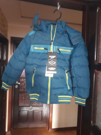 Nowa z metką  kurtka kurteczka zimowa dla chłopca roz 110