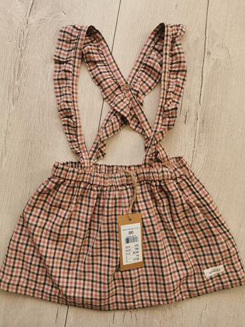 Śliczna, nowa sukienka Newbie r 86