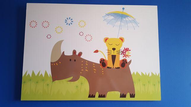 Obraz dziecięcy IKEA
