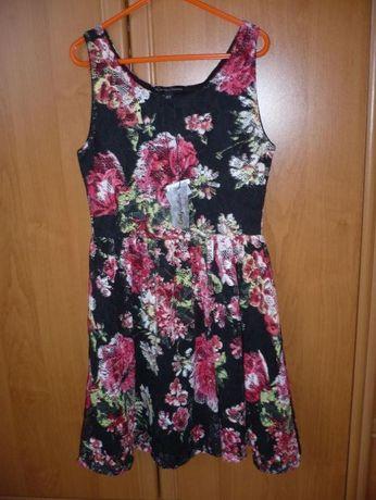 Sukienka na 8-9 lat