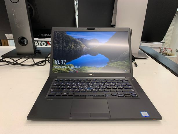Ультрабук Dell Latitude E7480 FullHD IPS i5 8Ram 180SSD HDMI
