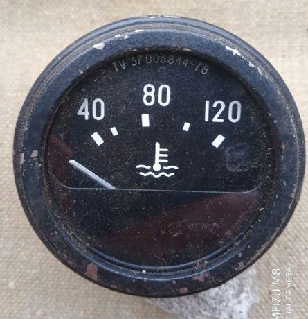 Указатель температуры охлаждающей жидкости,Часы для торпедо ВАЗ 2106