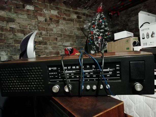 Stare radio unitra Dominik