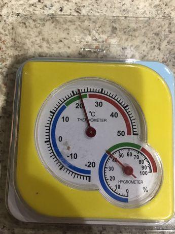 Термометр, гигрометр
