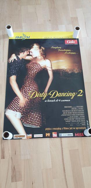 Oryginalny plakat Dirty Dancing 2