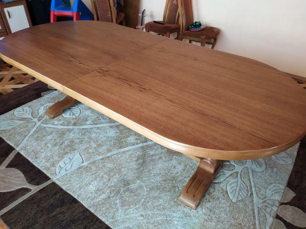 Stół kalwaryjski elipsa