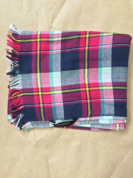 Шарф Greenpoint, жіночий шарф, женский шарф.