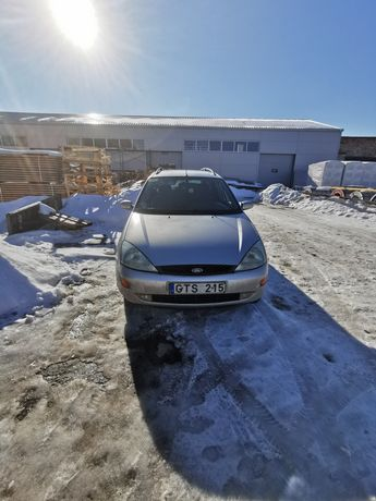 Ford Focus 1.8d Форд Фокус