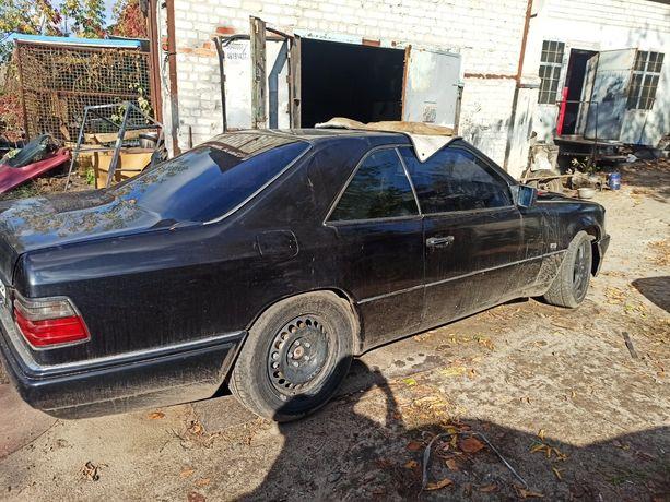 Дверь правая на купе w124 в хорошем состоянии