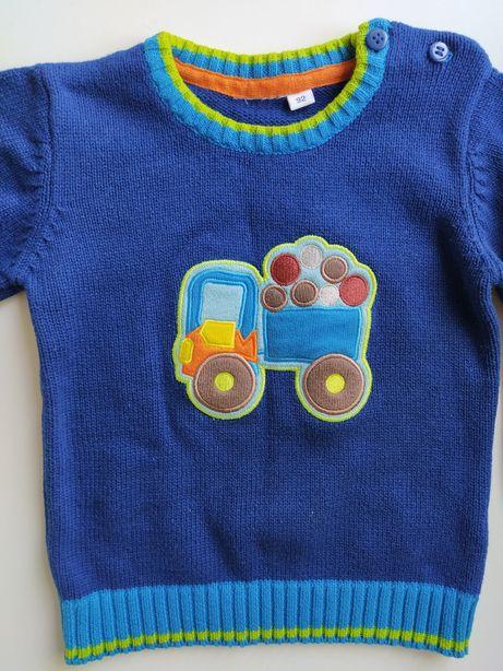 Новый свитер на мальчика 92 рост