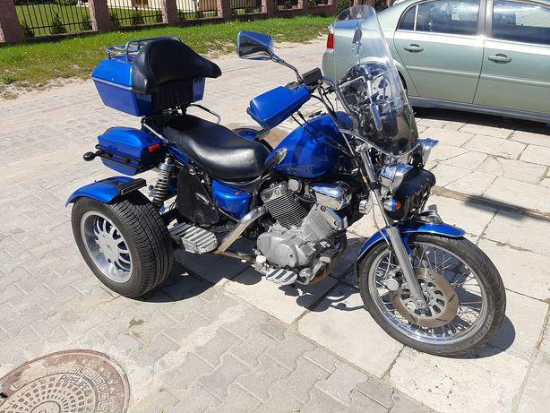 Trike yamaha virago