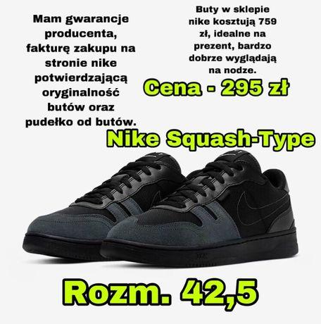 Nowe buty nike Squash-Type rozm. 42,5
