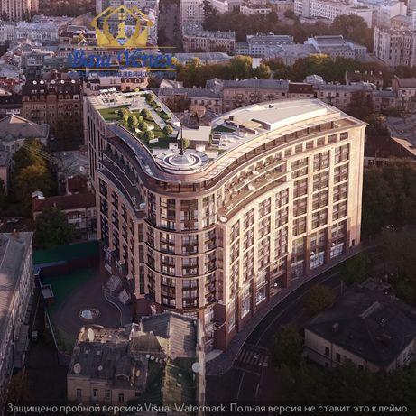 Продажа 3 ком квартир в центре Киева.Linden Luxury Residences