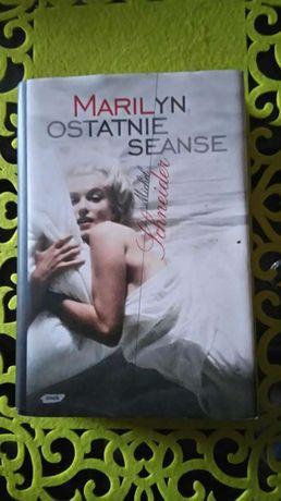 """Marilyn, ostatnie seanse"" Michel Schneider"