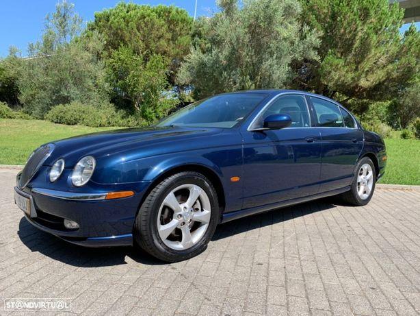 Jaguar S-Type 2.5 V6 Sport