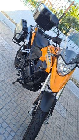Vortex RX1 - 125 CC   Moto   Trail