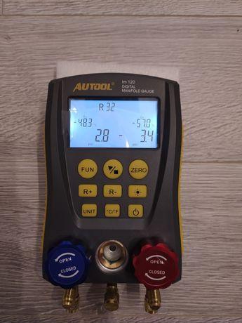 Manometry elektroniczne Oprawa zaworowa Nowa jak testo 550