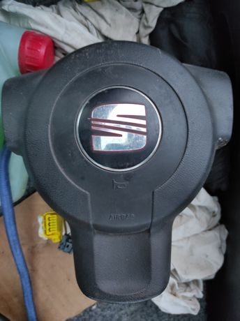 Airbag e centralina SEAT