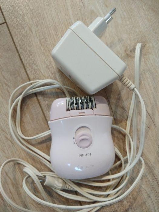 depilator Philips Satinelle - różowy Godów - image 1