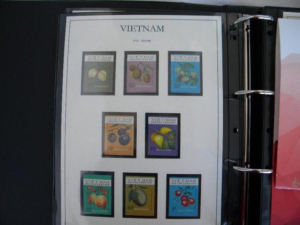 znaczki wietnam