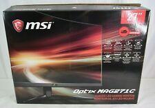 """Монитор игровой MSI Optix MAG271R 27"""" черный 165 Гц 26000 руб."""