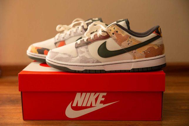 Nike Dunk Low SE Multi Camo [r. 44 / 10 US]