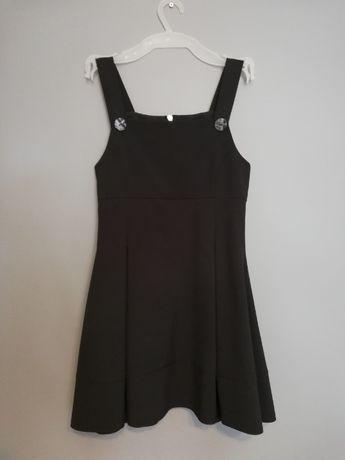 Sukienka 128 czarna