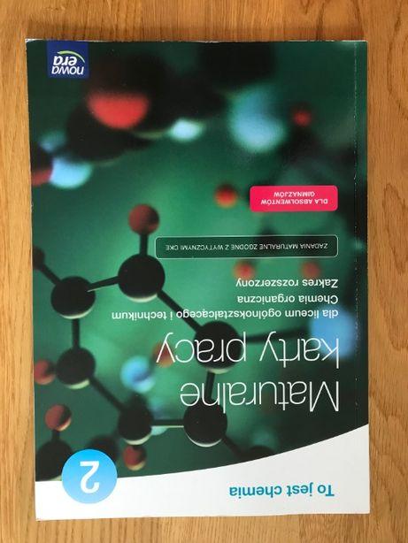 maturalne karty pracy chemia 2