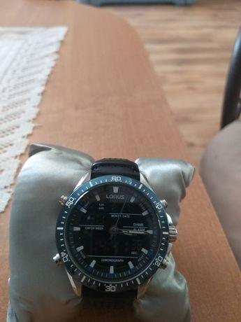 Zegarek firmy lorus
