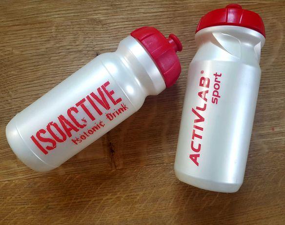 NOWE bidony sportowe na rower, fitness, do biegania ActivLab - bidon
