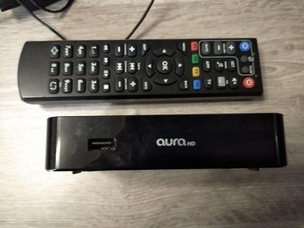 AURA HD  (Megogo) Аура приставка тв б у