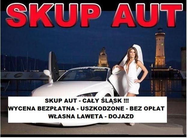 SKUP AUT Największy skup aut na Śląsku gotówka 15 minut formalności