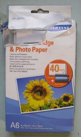 Набір для фотодруку Samsung IPP-4640