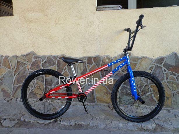Велосипед бмх BMX Titan USA 24 з пегами / Велосипеды / Новый не бу