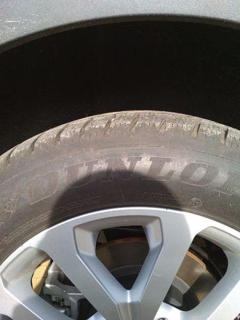 Opony zimowe 215/60/17 Dunlop Winter Sport 5 suv