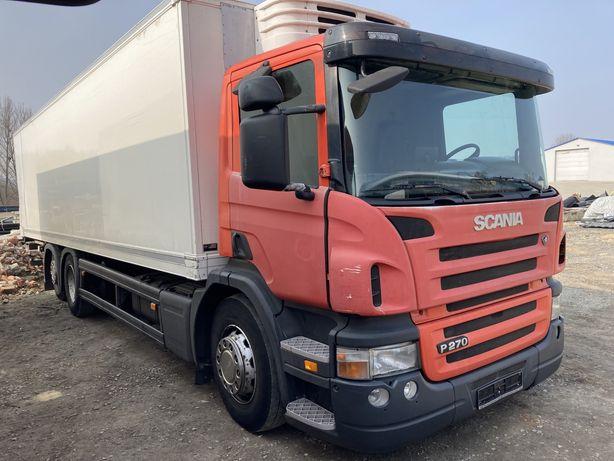 Scania p270, 2007r 6x2