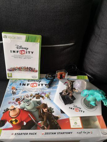 Disney Infinity XBOX 360 plus dodatki
