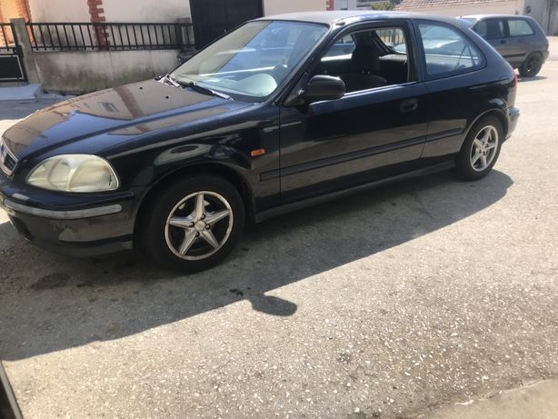 Honda civic 1.4 GPL