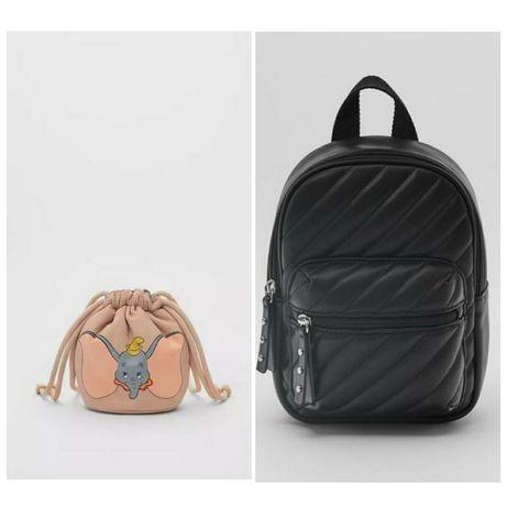 Продам детскую сумку Дамбо  рюкзак Zara для девочки