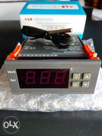 Termostato digital com sonda 220v