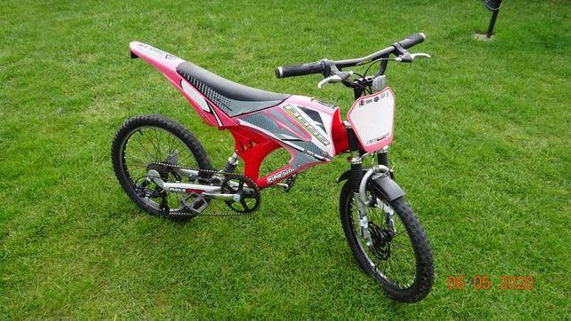 Super rower dziecięcy imitacja motocykla crossowego, 20 cali, BMX