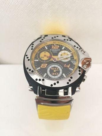 Relógio Tissot MotoGP Valentino Rossi