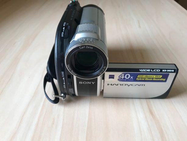Видеокамера Sony DCR-DVD110