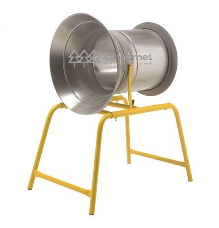 Tuba do pakowania choinek rura lej ocynk 34cm 45cm 55cm