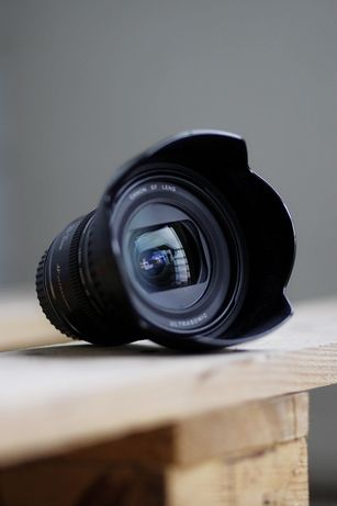 Canon 20-35mm f/3.5-4.5