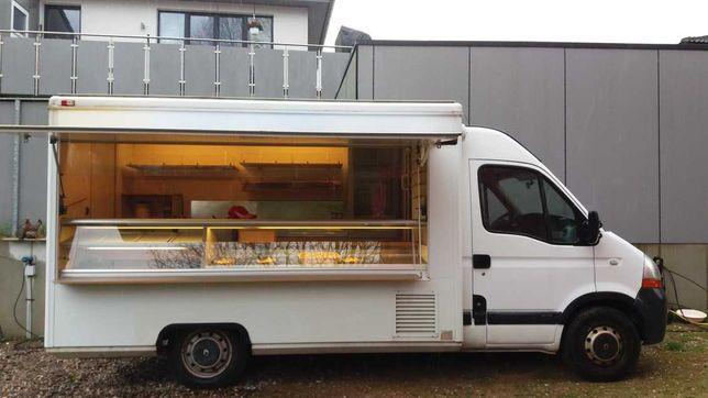 Ranault Master * Autosklep * Food truck  * własne .zasilanie * 2010r *