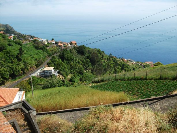 Moradia Isolada na Fajã da Ovelha, ilha da Madeira